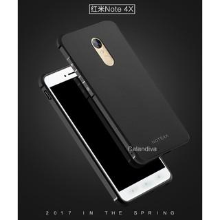 Calandiva Shockproof Hybrid Case for Xiaomi Redmi Note 4 / Note 4X versi .