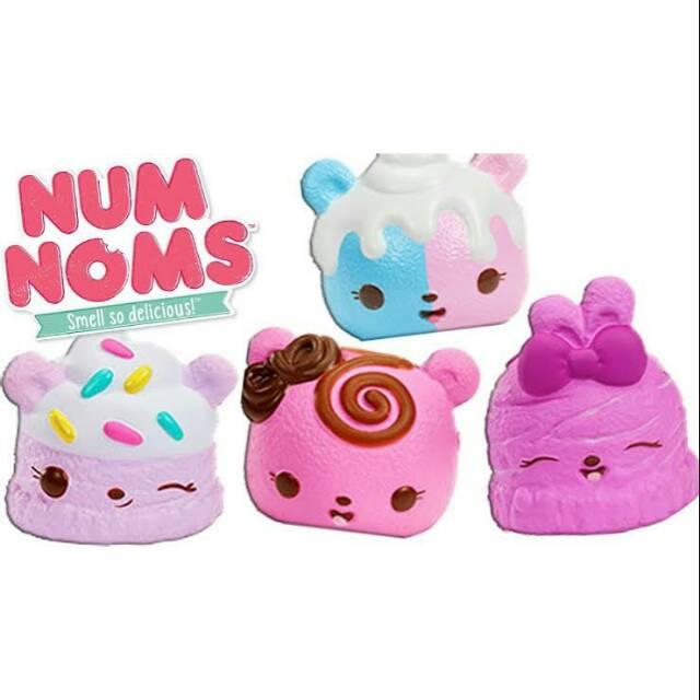 Squishy Num Noms Original Shopee Indonesia