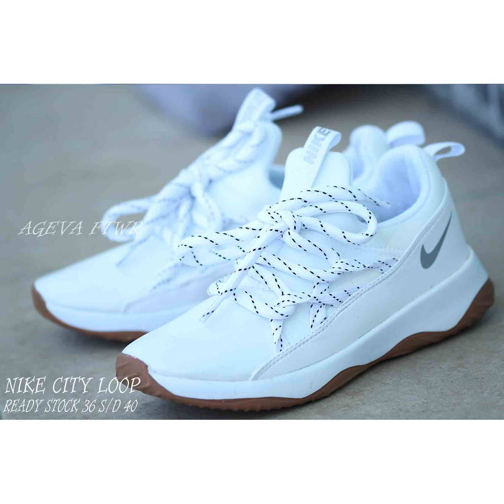 Sepatu Nike City Loop Women Size 37-40 Made In Vietnam With Box ... 8ffbbd960e