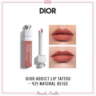 Dior Addict Lip Tattoo 351 Natural Nude