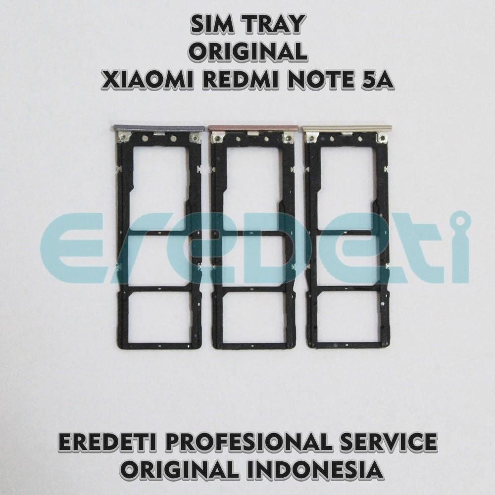 Simtray Original Xiaomi Redmi Pro Gold Grey Silver Kd 001981 4a Tempat Simcard Simlock Sim Lock Slot Card Tray Ori Shopee Indonesia