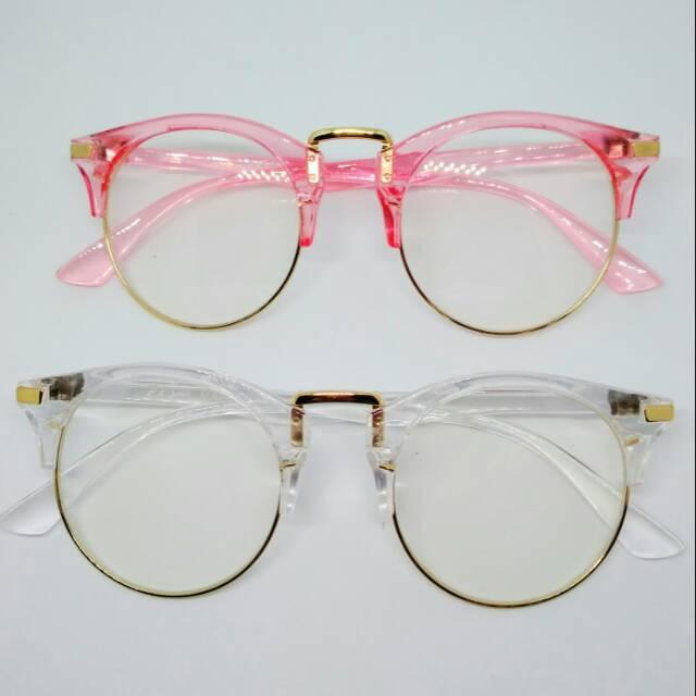 kacamata bening - Temukan Harga dan Penawaran Kacamata Online Terbaik -  Aksesoris Fashion Maret 2019  4b5db06495