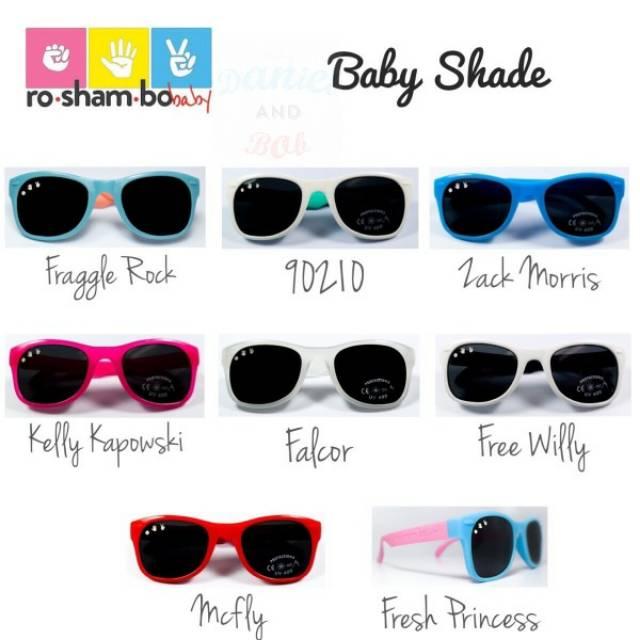 76334aec942 Roshambo Baby Shade