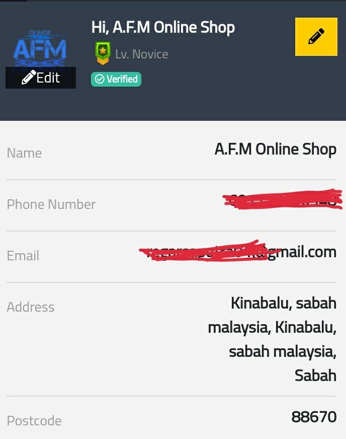 Jual Akun Republic Gg Malaysia Shopee Indonesia
