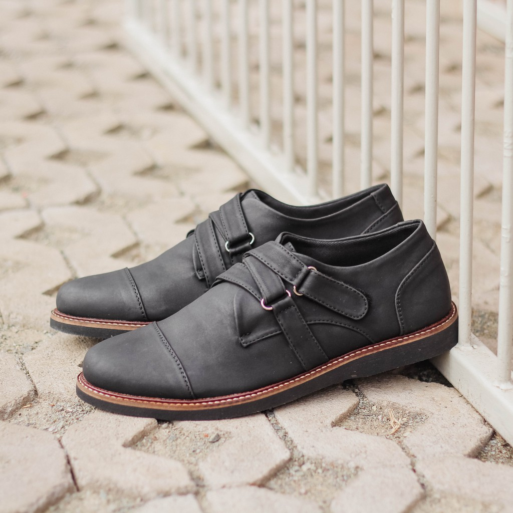 Sepatu VS 395 Sepatu Pantofel Formal dan Kasual Pria utk sepatu jalan  santai sekolah kuliah kerja  ae7985d9d6
