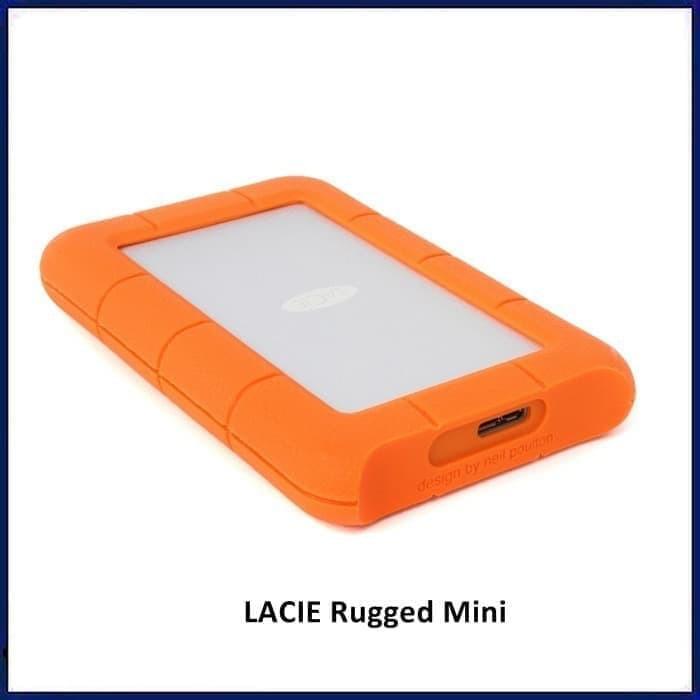 Lacie Rugged Mini 1tb Usb 3 0