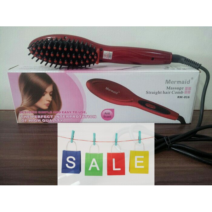 LAT CUKUR RAMBUT KUMIS JENGGOT (HAIR CLIPPER) MERMAID MD-406 ... d426f6bf61