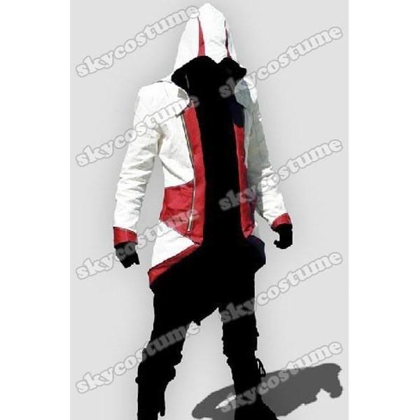 Jaket Hoodie Assassin Creed 3 Iii Assassin Creed Connor Untuk
