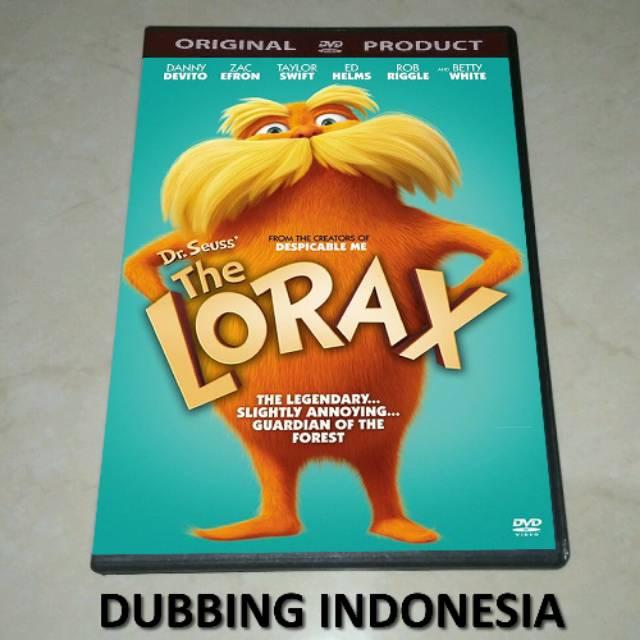 Dvd The Lorax 2012 Shopee Indonesia