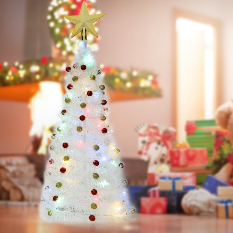 Led Christmas Tree Diy Shiny