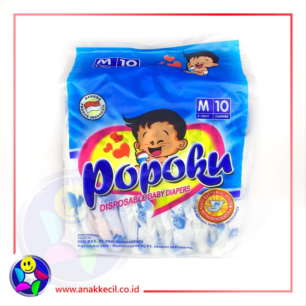 Harga Dan Spek Pokana Popok Pants Reguler M 20 Pulau Jawa Only Popoku Diapers Perekat S20 M20 L20 Xl20 Shopee Indonesia