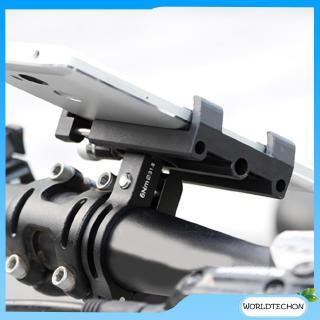Bracket/Mount Holder Smartphone Adjustable Warna Hitam