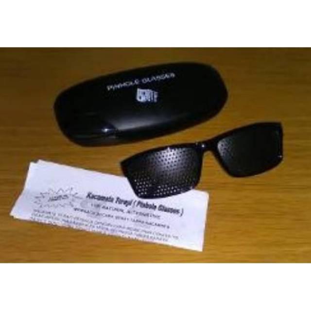 Kacamata Terapi Pinhole Glasses  2f937afb04