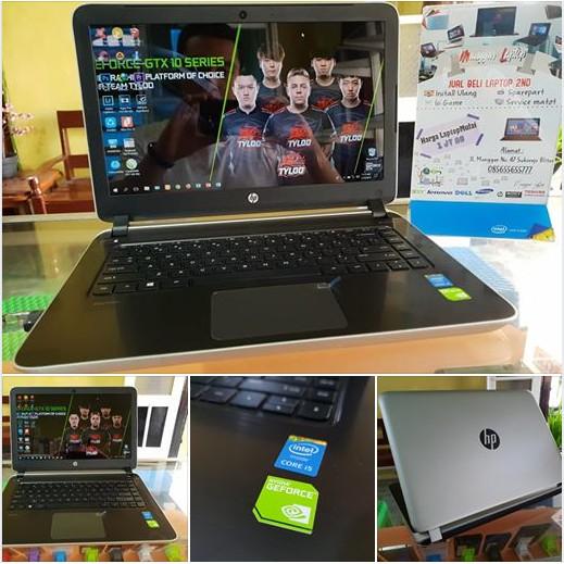 Ready Laptop Seken MURAH Cepet HP Pavilion 14 silver laptop gaming ...