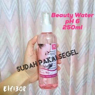Beauty Water 250 ml SPRAY pH 6 Air Kangen Murah Strong Acid di Menu 1 Lg Ori Asli OKE PAKAI SEGEL