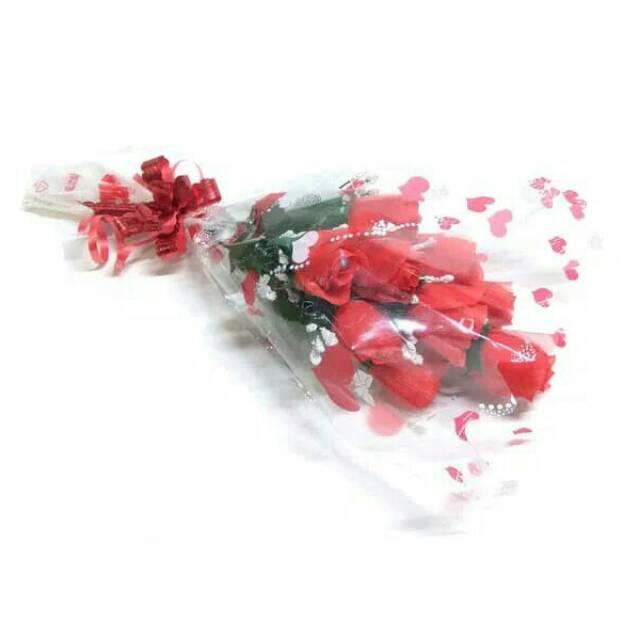 Paling Murah Bunga Bunga Mawar Love 12 Mawar Valentine Romantis Shopee Indonesia