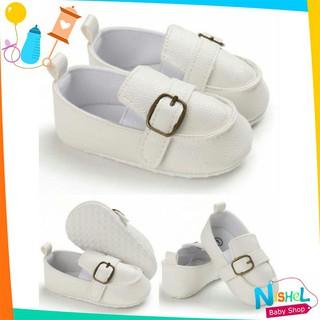 Sepatu Bayi Kain Lucu Prewalker Katun Baby Murah Cowok Cewek