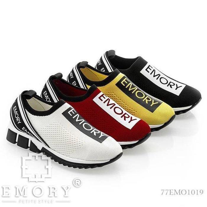 Sneaker rajut emory Lennya QQEMO807  bd25bab9b0