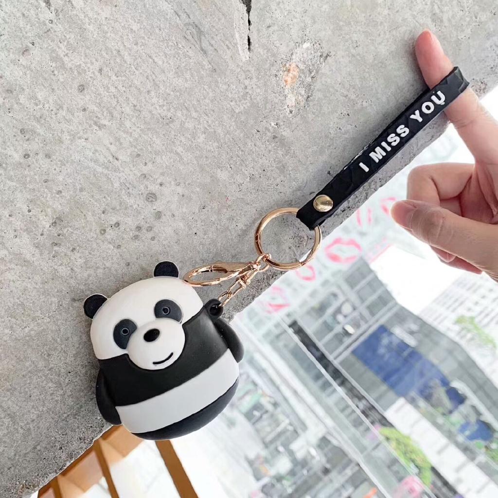 Casing Pelindung Dengan Bahan Logam Dan Gambar Panda Untuk