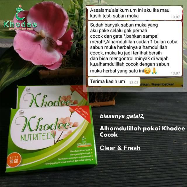 Khodee Nutriteen Shopee Indonesia