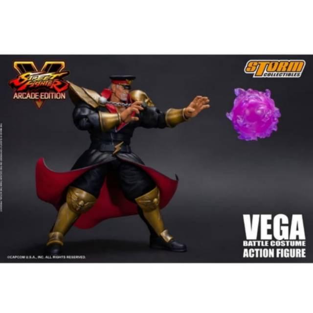 Vega M Bison Battle Costume Street Fighter V Storm Collectibles