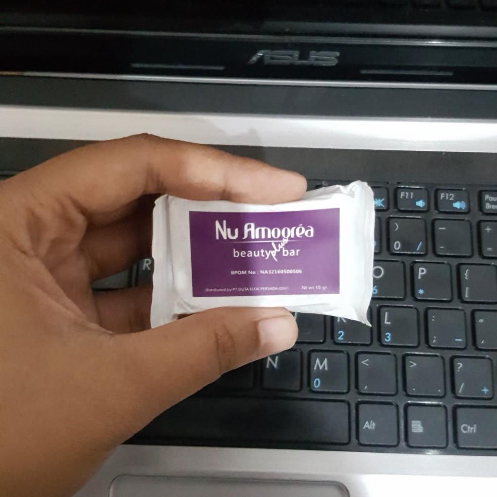 Nu Amoorea Beauty Plus Bar Stem Cell 15gram Sabun Original 100 Wajah 25 Gram Shopee Indonesia