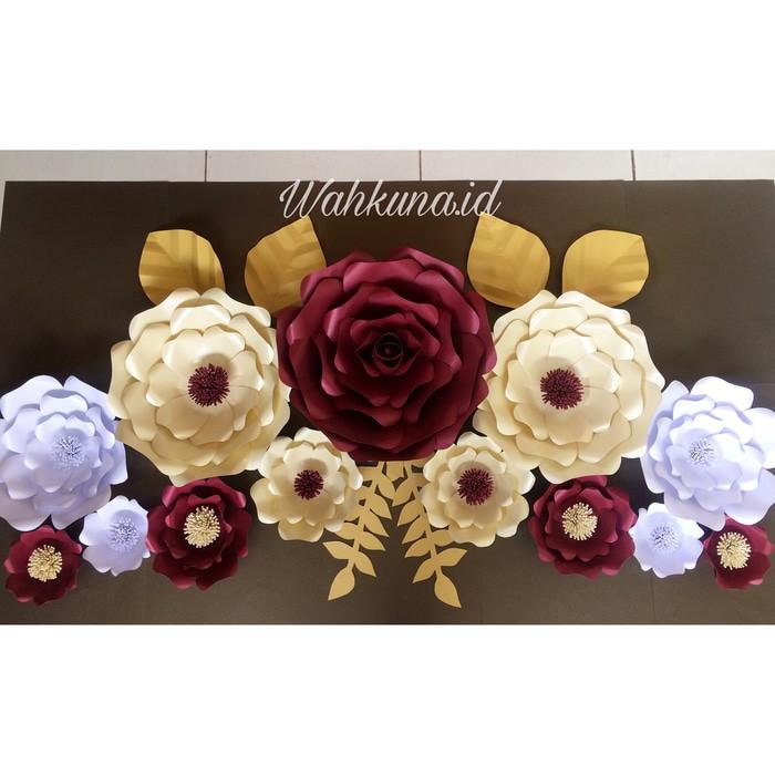 Promo kawat bunga ukuran no 18 hiasan batang bunga by LARVA  2060ee7999