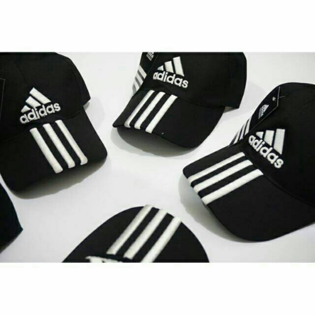 Topi adidas sport hitam  5b2499bfb6