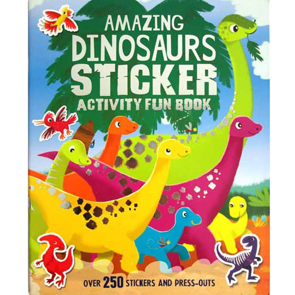 My big book of stickers fun and educational activity book with 300 reusable stickers shopee indonesia