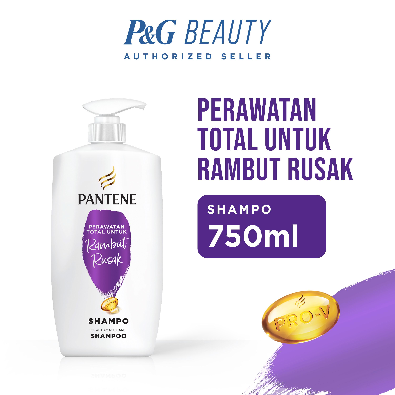 Pantene Shampoo Total Damage Care 750ml [P&G]