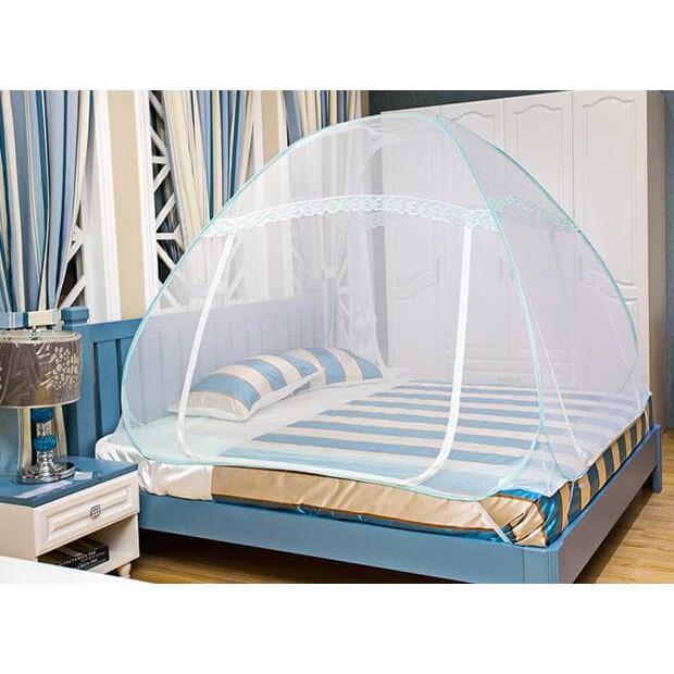 KL76 Kelambu Tempat Tidur 160 x 200cm