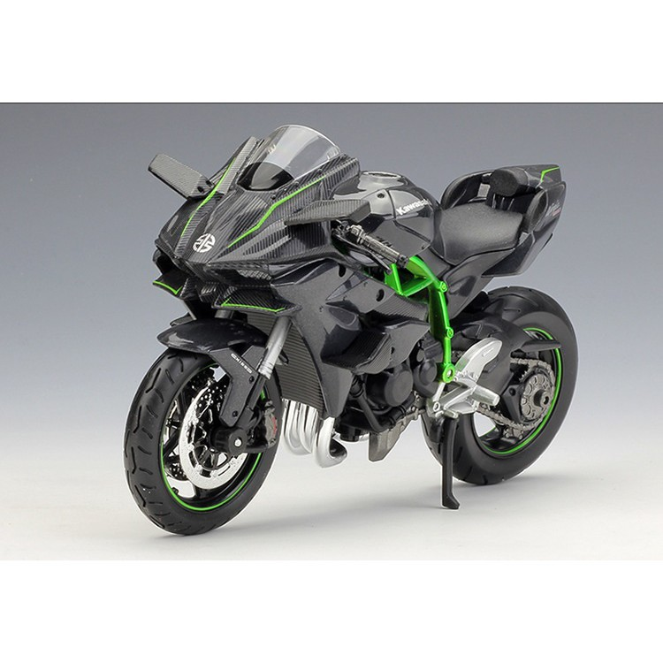 Motor Kawasaki H2 Modif