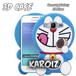 Grand Prime Case Softcase Boneka 3D