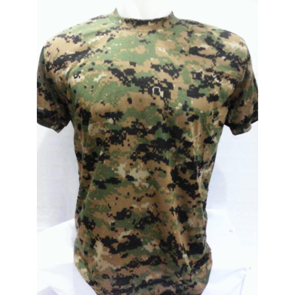 New Baju Combat Shirt Tan Army Kemeja Tactical Bdu 1209 Black Shopee Indonesia