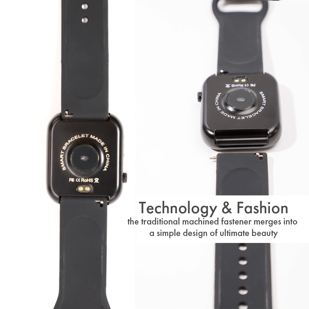 Inone Smartwatch for iOs dan Android Waterproof with Touchscreen Display #4
