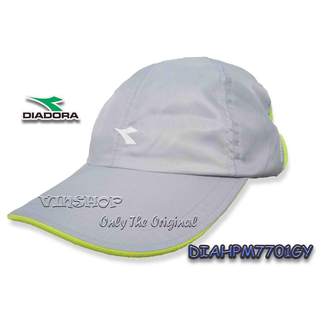 Diadora Running Cap   Topi diadora  0f0c0530560