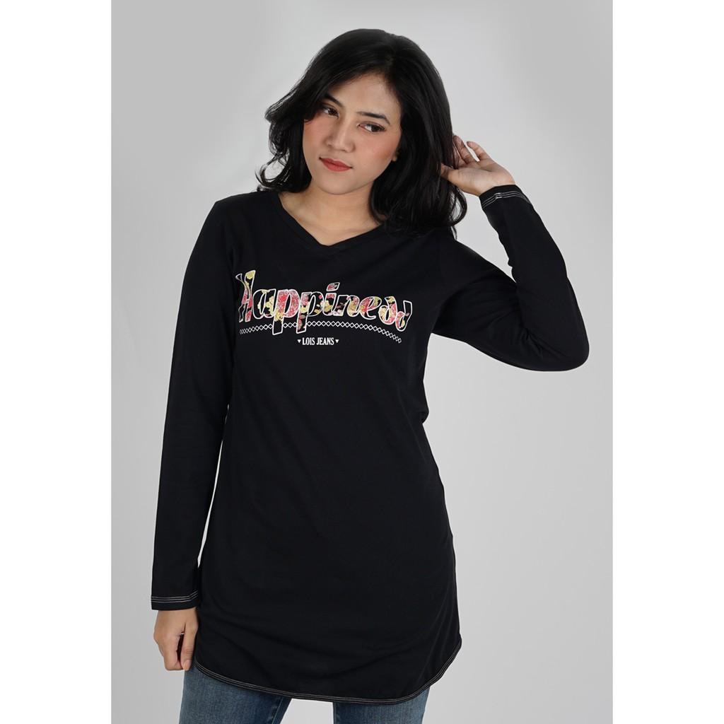 Lois Jeans Original Kaos Pria Ksl826 Shopee Indonesia Celana Panjang Slim Fit Sls430 Navy 31