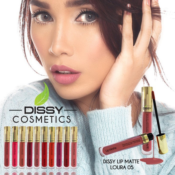 Dissy Ussy Lip Matte | Shopee Indonesia