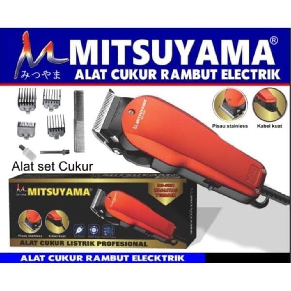 Alat Cukur Potong Rambut Mitsuyama MS 5019  6d3bb672d5