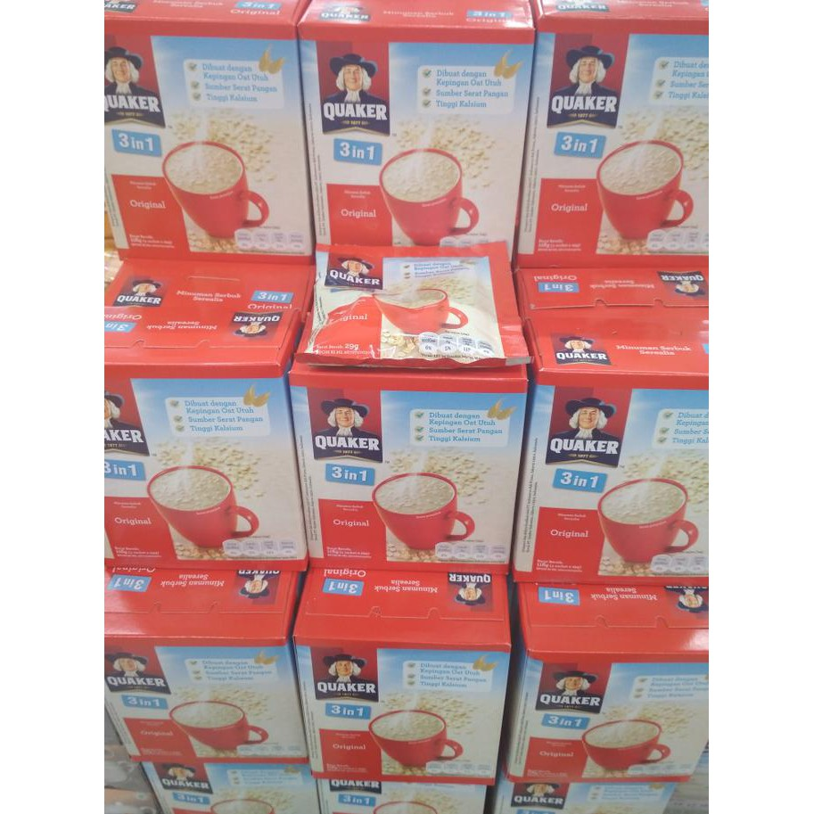 Nestum Bubur Sereal Multigrain 3in1 Polybag 4 X 32g Susu Pisang Fitbar Yogurt Cranberry 5x24gr Shopee Indonesia