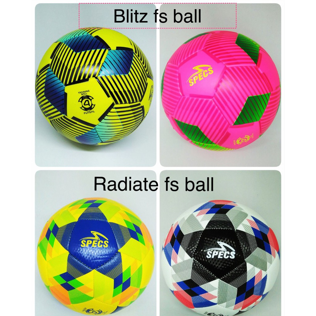 01f4ac0c95 Kicosport bola futsal specs blitz fs ball   radiate fs ball original new  2018