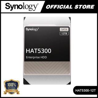 SYNOLOGY HAT5300 12TB - ENTERPRISE 3.5-inch SATA HDD
