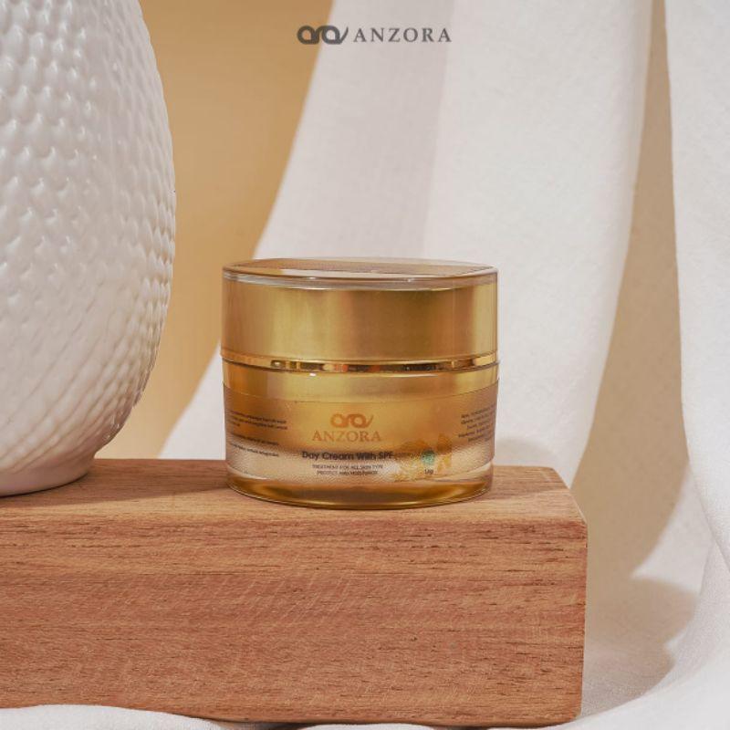Day Cream ACNE dan GLOW ANZORA / Day Cream  ANZORA SKIN | ANZORA SKINCARE | TokoRSA