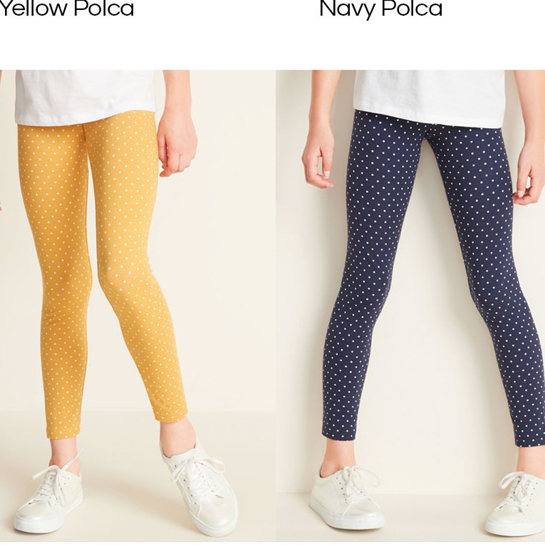 Old Navy Original Girls Legging Pants Celana Legging Anak Perempuan Shopee Indonesia