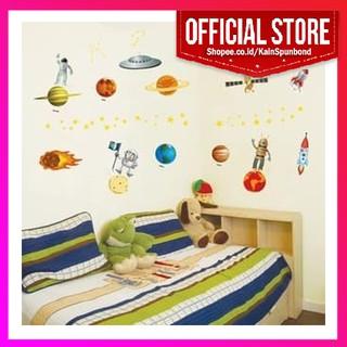 Wallpaper Lantai Motif Rd006 Quote Sticker Tangga Wallsticker