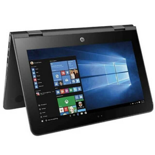 Laptop Baru Hp Pavilion Pav X360 Convert 11 Ab035tu Flip Touch Murah Shopee Indonesia