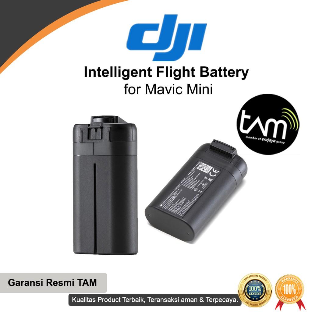 Dji Intelligent Flight Battery Dji Mavic Mini Batrai Drone Mavic Mini Shopee Indonesia