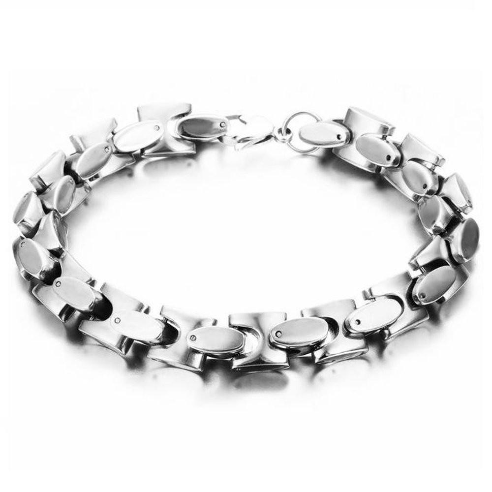 Amulet Brazilian Healthy Fashion Magnetic Therapy Bracelet Gelang Pria / Wanita / Pasangan Couple | Shopee Indonesia
