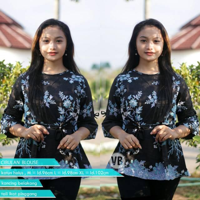 Perbandingan Harga Atasan Batik Wanita Blouse Batik Wanita Baju