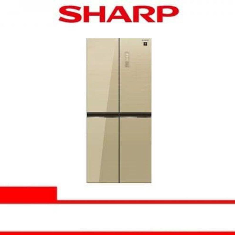 kulkas Sharp sj-if51PG CG khusus daerah cilegon